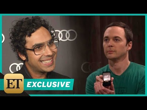 EXCLUSIVE: 'Big Bang Theory' Star Kunal Nayyar on What to Expect After That Cliffhanger Proposal