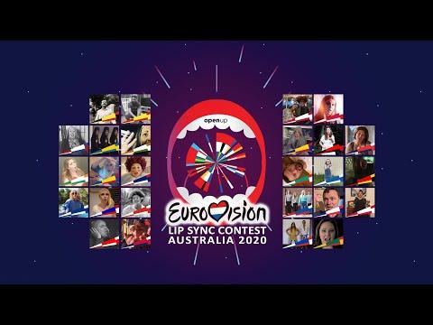 OGAE Australia ESC 2020 Lip Sync Results