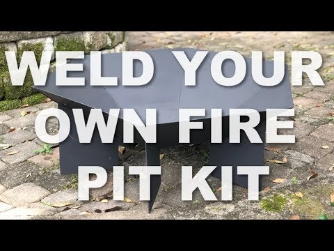 DIY FIRE PIT KIT