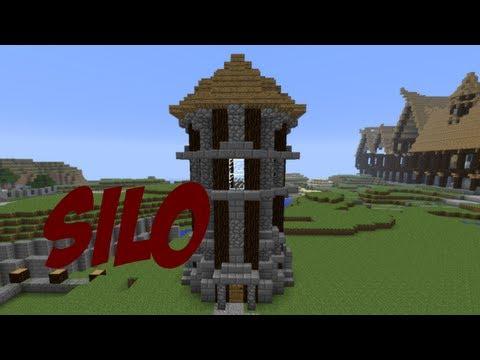 Minecraft Silo Tutorial Youtube