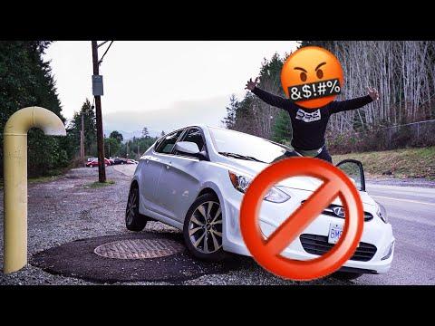 NATIONAL CAR RENTAL SAFETY HAZARD!