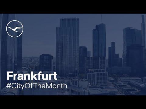 #CityOfTheMonth  Frankfurt | Lufthansa