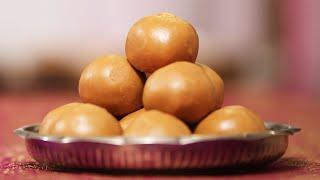 Besan Laddu| Diwali Special Indian Sweet Recipe | Divine Taste With Anushruti