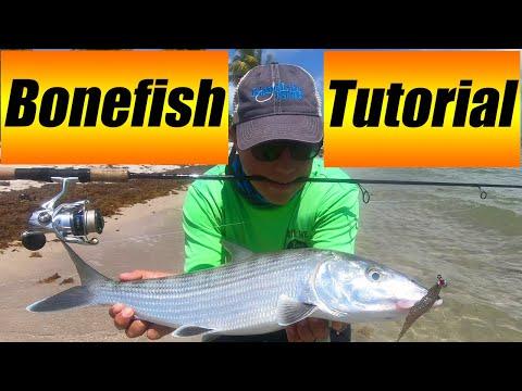EPIC BONEFISH On ARTIFICIAL!!! (Monster 3x ) Fishing TUTORIAL