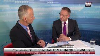 Seltene Metalle: Lohnt sich der Einstieg?
