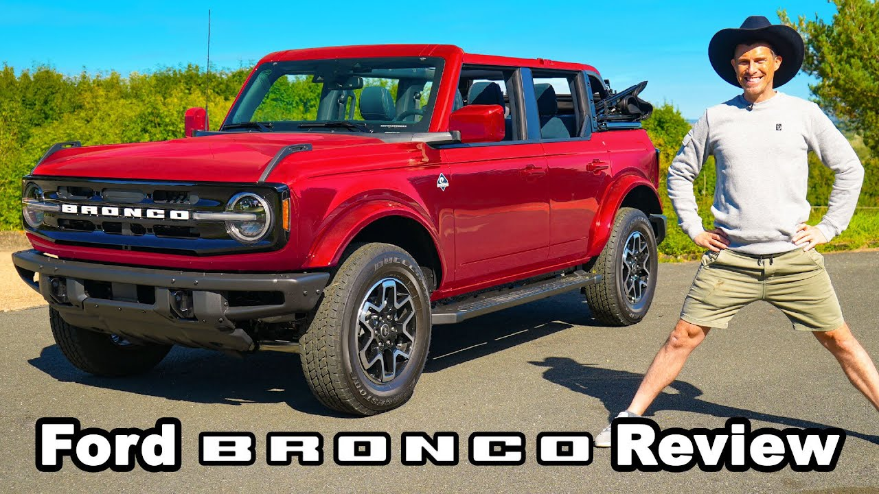 Download New Ford Bronco review: better than a Land Rover?