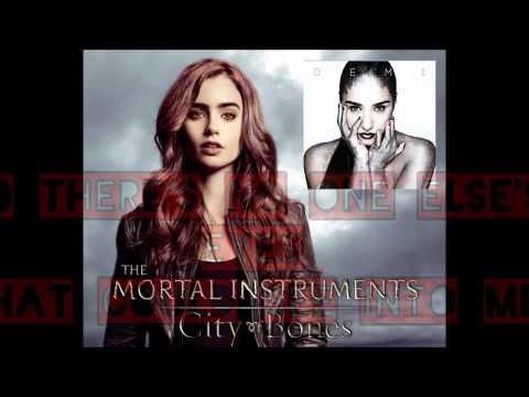 """Demi lovato  - Heart by heart (Instrumental/karaoke) [soundtrack """"The Mortal Instruments"""" ]"""