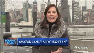 Here's what NYC is losing after Amazon canceled HQ plans