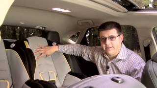 2015 Lexus NX Child Seat Review - NX 200t / NX 300h - In 4K