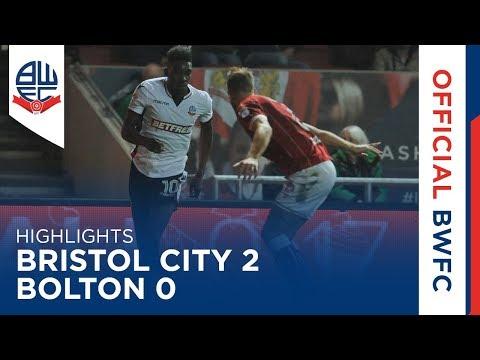 HIGHLIGHTS | Bristol City 2-0 Bolton