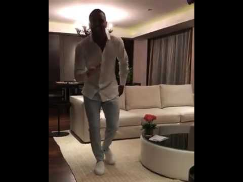 Patrice Evra Is A great Dancer!