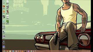 Como fazer o mouse funcionar no GTA San Andreas - Windows 8