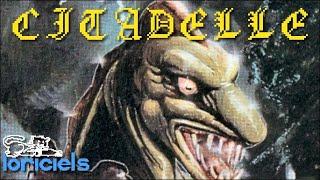 Oric Longplay ⚔ Citadelle ⚔ Loriciels RPG