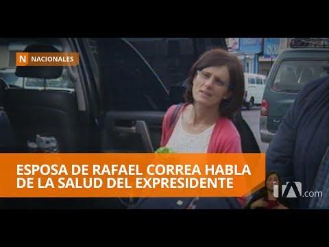 Rafael Correa sería dado de alta este viernes - Teleamazonas