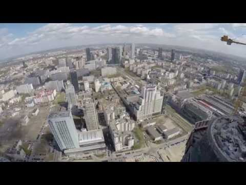 Warsaw Spire Phantom 2 GoPro4 Black Ultra HD