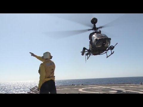 Navy and Army Conduct Joint Service Training