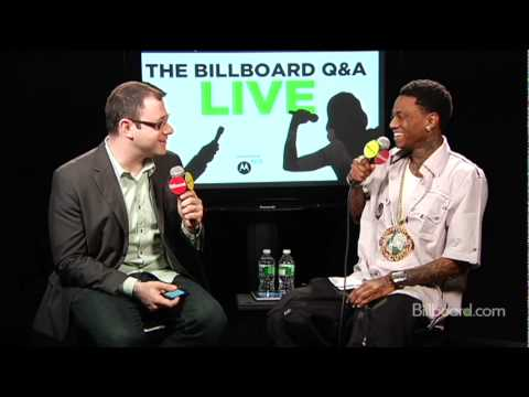 Soulja Boy on the Justin Bieber Collaboration! (Q&A Part 2/8)