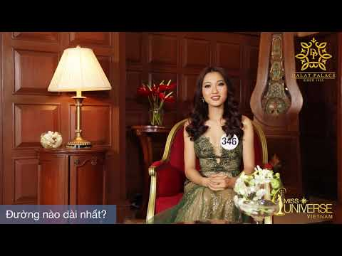 INTERVIEW | Nguyễn Thị Ngọc Nữ, SBD 346 | Top 45 Miss Universe Vietnam