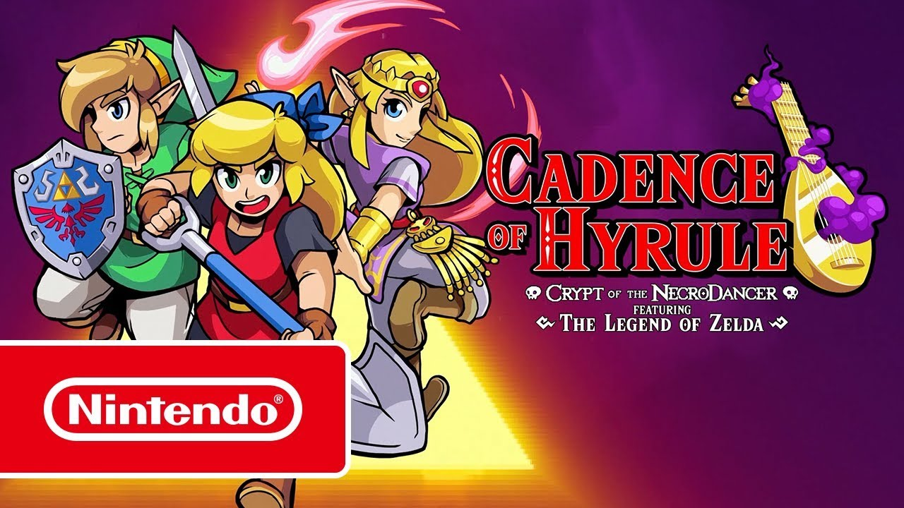 Cadence of Hyrule – Crypt of the NecroDancer Featuring The Legend of