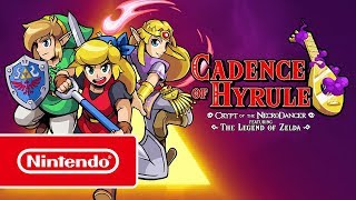 Cadence of Hyrule - Overview Trailer (Nintendo Switch)