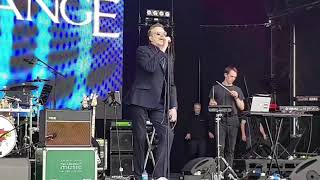 Blancmange Don't Tell Me at Let's Rock 2019