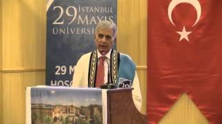 Prof. Dr. İbrahim Kafi Dönmez 2015-16 Akademik Yılı Açılış Programı Konuşması