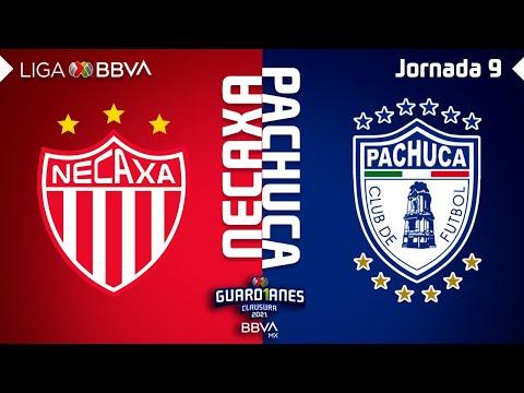 Necaxa Pachuca Goals And Highlights