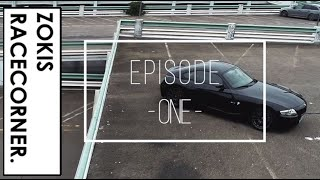 How to build a Clubsport BMW Z4 -Episode One - Erster Einblick