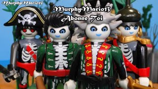 Playmobil PIRATE stop motion Animation