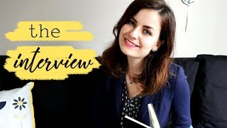HOW TO: Get a job in Architecture / Interview