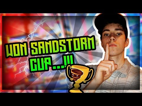WOW! I Won Sandstorm Cup! Pro Gameplay - Clash Royale