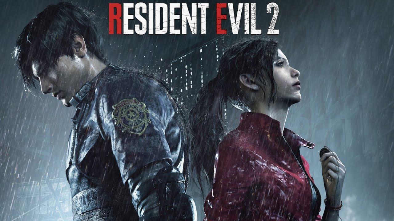Resident Evil 2 2019 Full Game Movie In Chronological Order