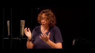 "Nathalie Stutzmann records Handel aria ""Ah, mio cor, schernito sen"""