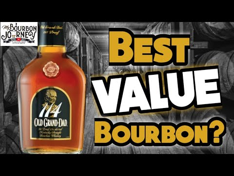 Old Grand Dad 114 Bourbon Review