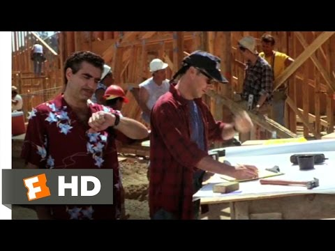 Multiplicity (3/8) Movie CLIP - New York Time (1996) HD