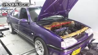 Renault 19 1.4 Turbo + MegaSquirt2 + Dyno