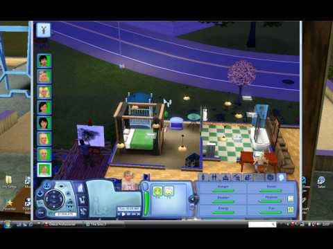 THE SIMS 3 - EDIT IN CAS CHEATS (HD)