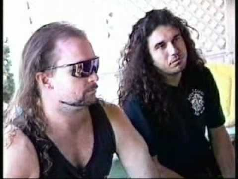 slayer power 30 interview 1992 youtube