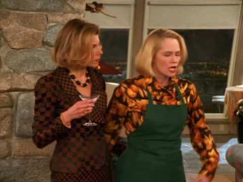 Cybill and Maryann sing Barcarolle from Tales of Hoffmann  Shepherd and Christine Baranski