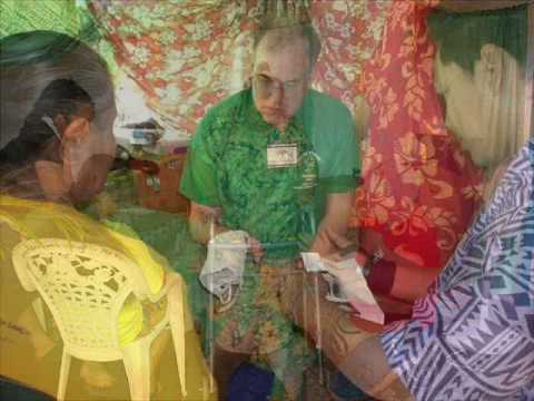 2009 Medical Mission to the Samoan Islands