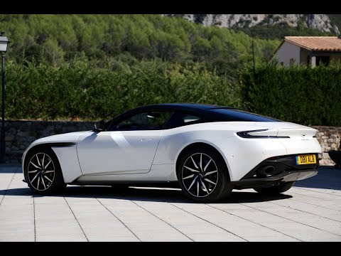 2018 Aston Martin DB11 V8 Walkaround + Sound (No Talking)(ASMR)