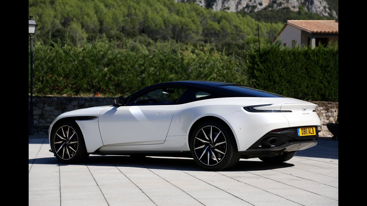 2018 Aston Martin Db11 V8 Walkaround Sound Youtube