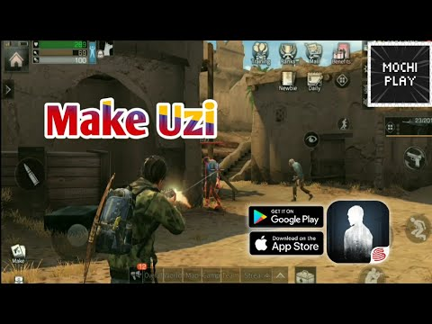 Life After | Guide: Make Uzi & Get all Item | Android / iOS
