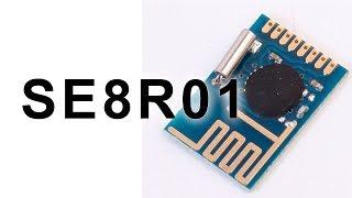 SE8R01. Подделка под NRF24L01