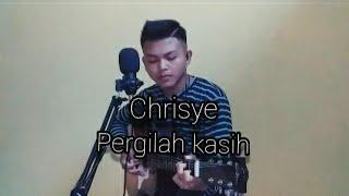 Chrisye - pergilah kasih | cover Arya saputra