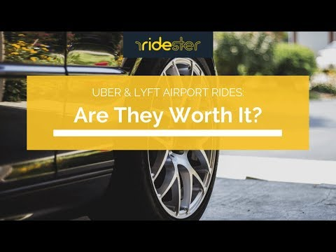Uber & Lyft Airport Rides: Are They Worth It?
