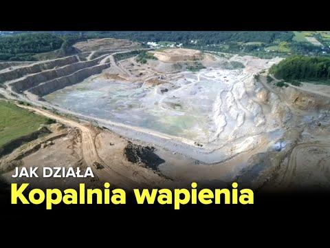 Kopalnia Wapienia - Fabryki W Polsce