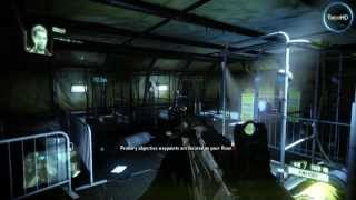 Crysis 2 DX11 + Hi Res Textures HD gameplay