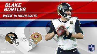 Blake Bortles Highlights | Jaguars vs. 49ers | NFL Wk 16 Player Highlights