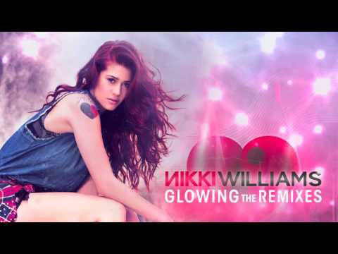 """Nikki Williams """"GLOWING""""  Tracy Young Remix"""